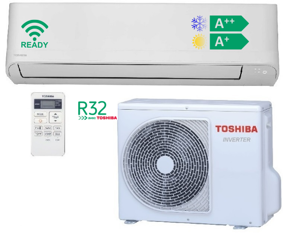 klimatizace Toshiba Seiya