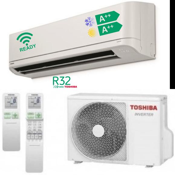klimatizace Toshiba Shorai